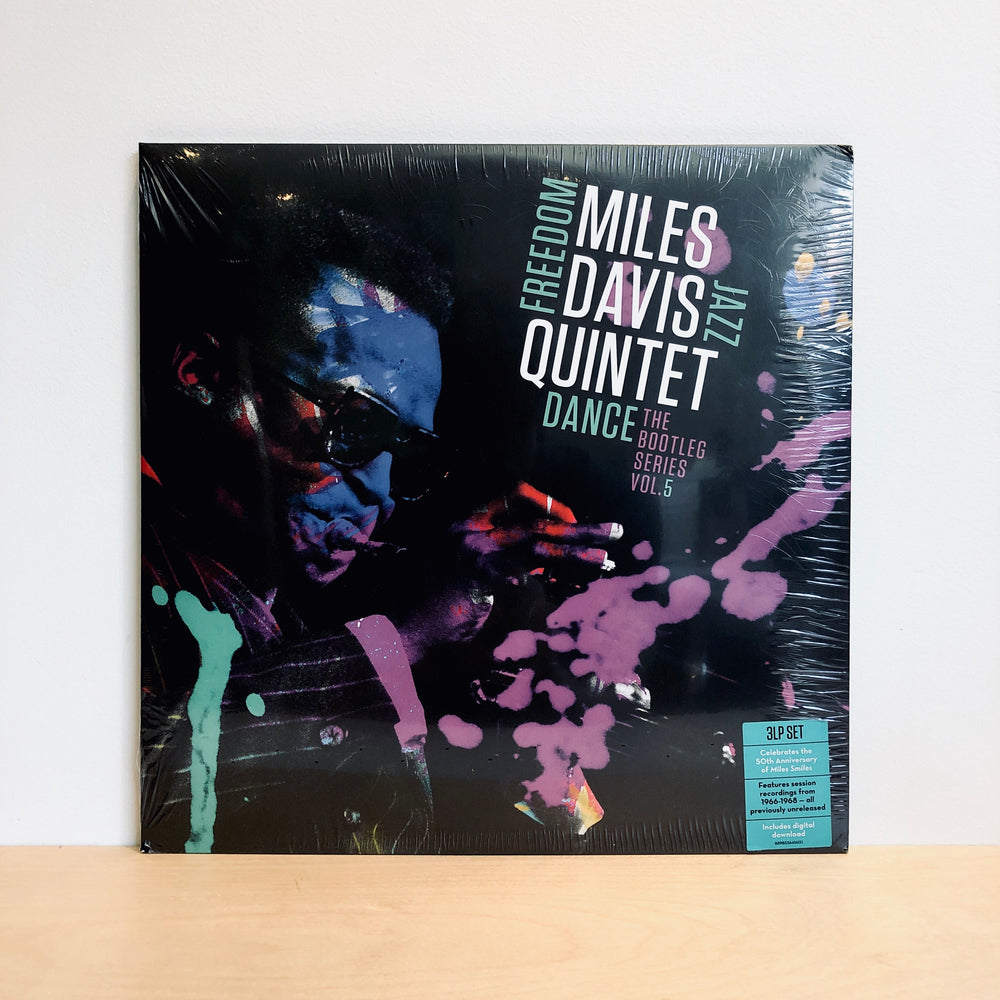 Miles Davis Quintet - Freedom, Jazz, Dance. The Bootleg Series Vol.5 LP