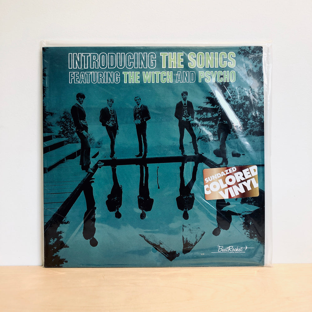 The Sonics - Introducing the Sonics (Green Vinyl) LP