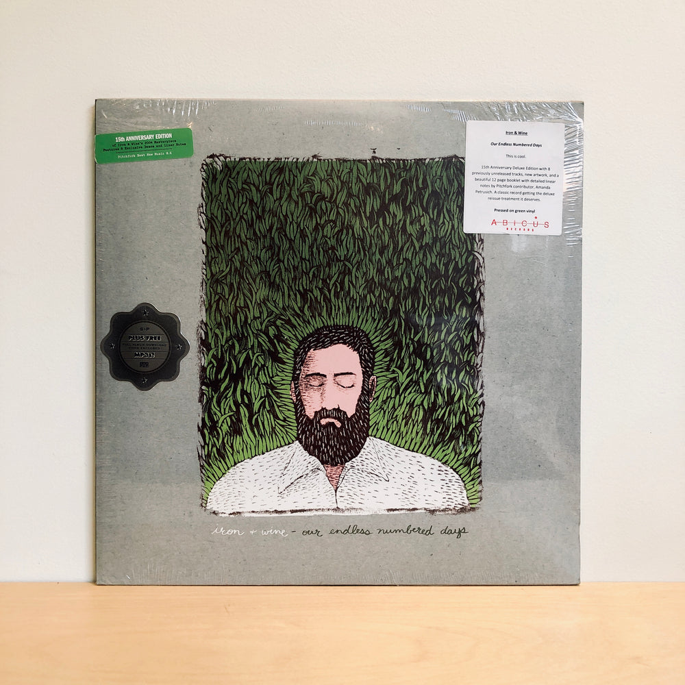 Iron & Wine - Our Endless Numbered Days. LP (Deluxe Edition)