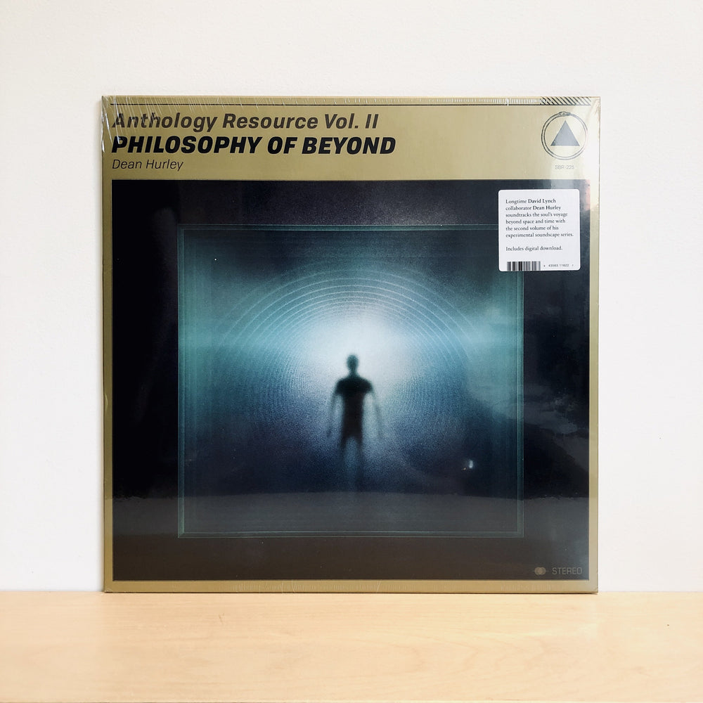 Dean Hurley - Anthology Resource Vol II: Philosophy Of Beyond. LP