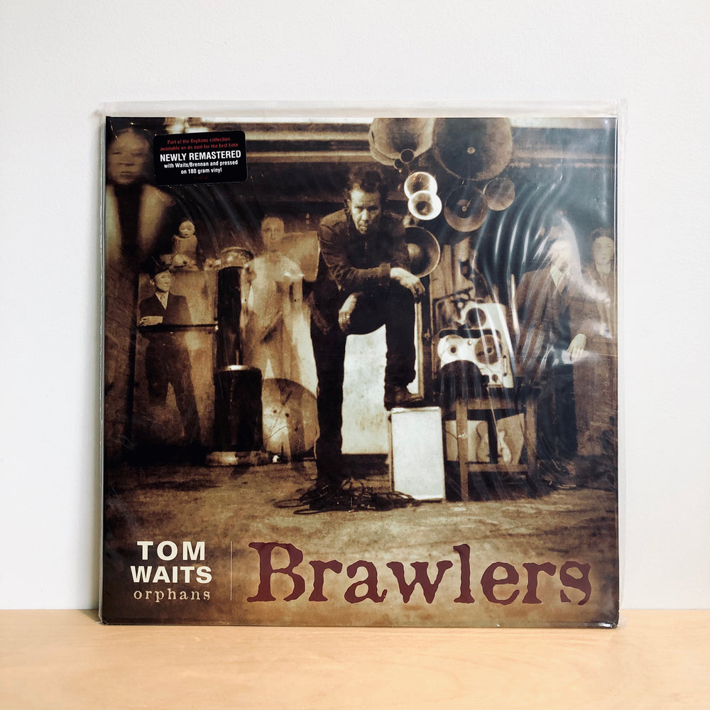 Tom Waits - Brawlers [2LP] (Part 1 of trilogy, Re-mastered)