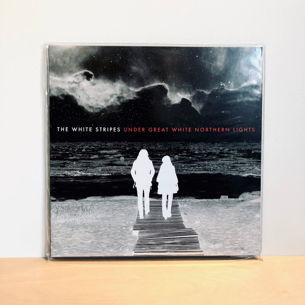 The White Stripes - Under Great White Northern Lights. LP