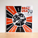 Soul Jazz Records Presents - Brazilian Music In The USA in The 1970's. 2LP