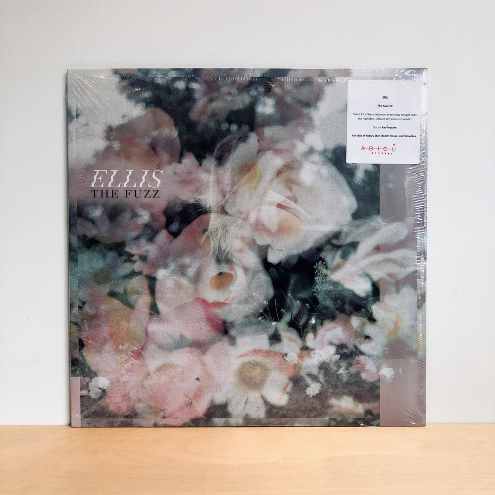 Ellis - The Fuzz. LP