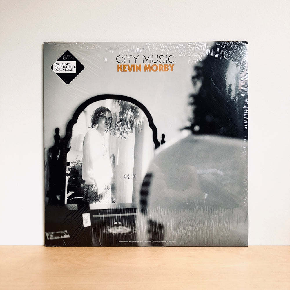 Kevin Morby - City Music. LP