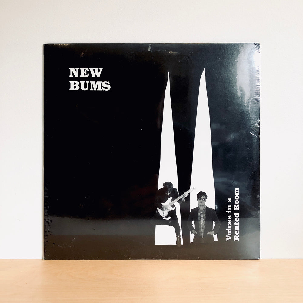 New Bums - Voices In A Rented Room LP