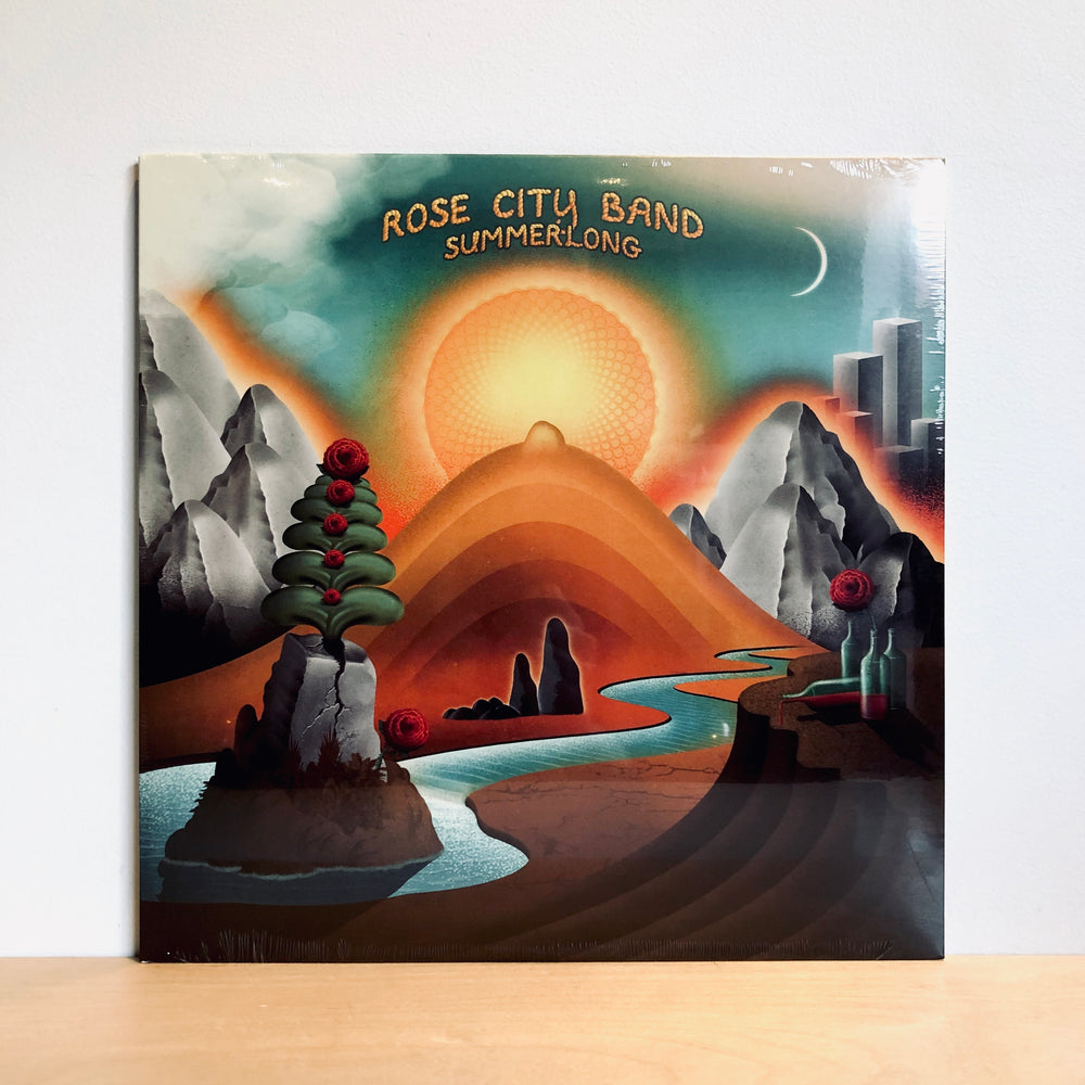 Rose City Band - Summerlong. LP