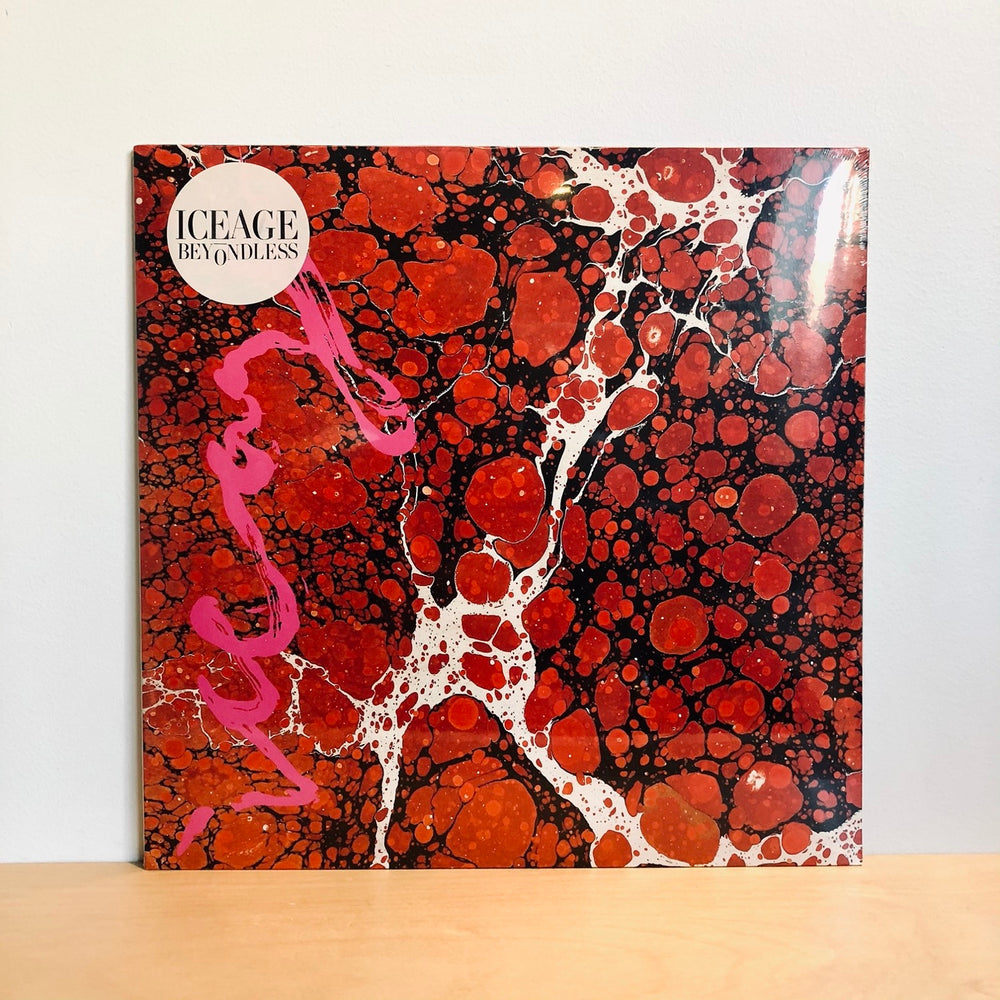 Iceage - Beyondless. LP