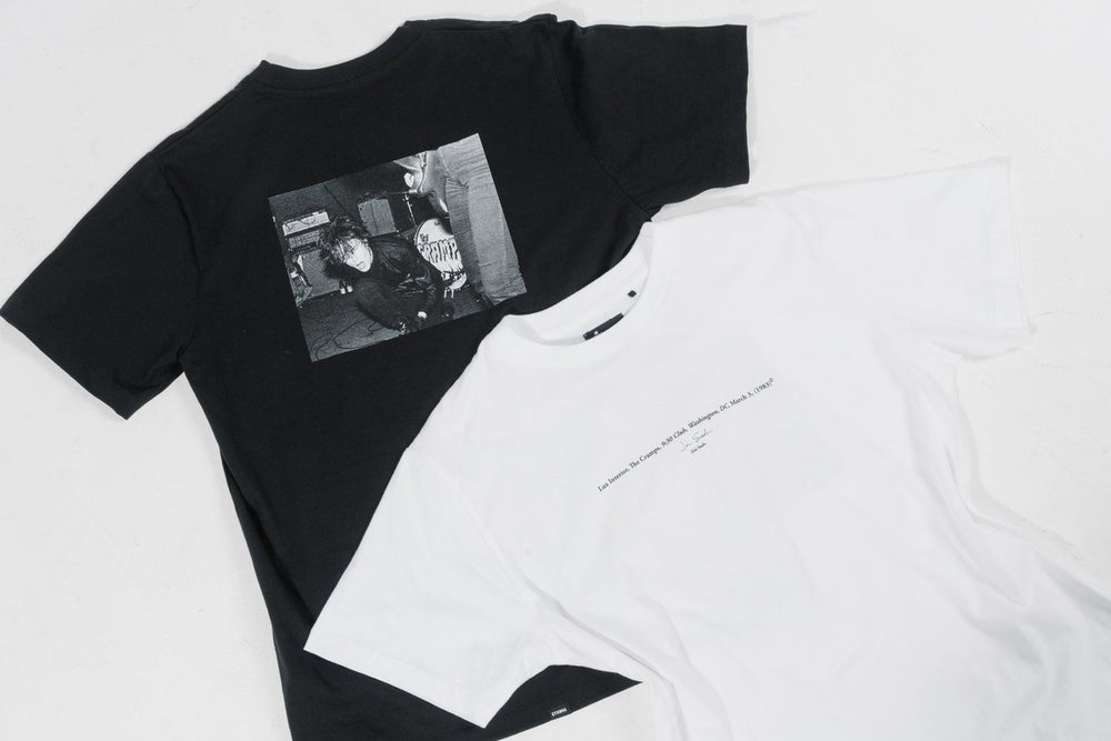 Thrills - Lux Merch Fit Tee - Black