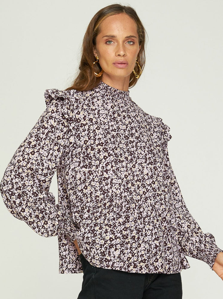 Rue Stiic - Haven Blouse in Musee Floral