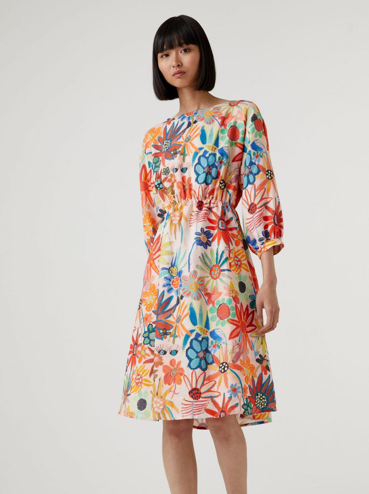 Kuwaii - Montana Dress in Kuwaii Print