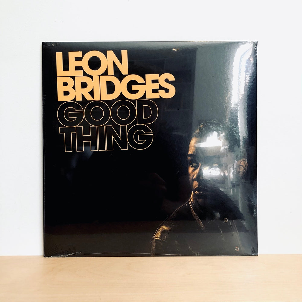 Leon Bridges - Good Things. LP [180gram Yellow Vinyl Edition]