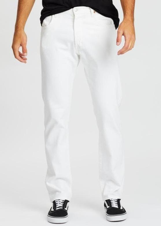 Levi's - 501 93' Straight Jean in Eggshell