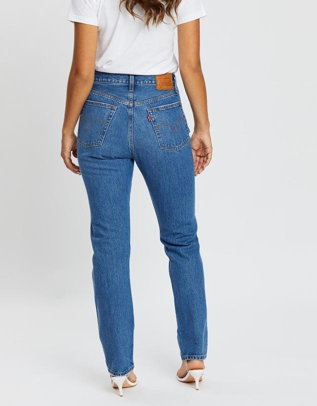 Levi's - 501 Jeans in Athens Dark