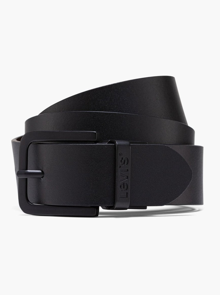 Levi's - Reversible Core Metal Belt - Black/Brown
