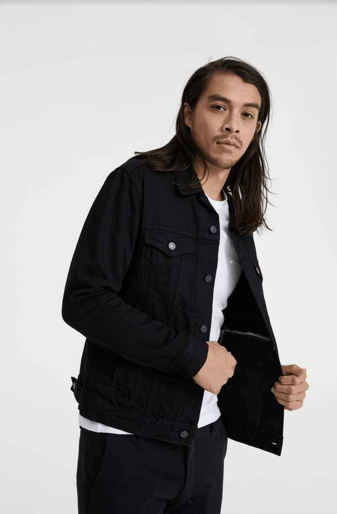 Levi's - The Trucker Jacket in Dark Horse