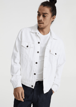 Levi's - Vintage Fit Trucker in White Out