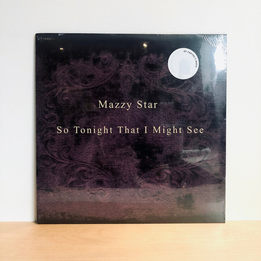 Mazzy Star - So Tonight That I Might See. LP [USA IMPORT]
