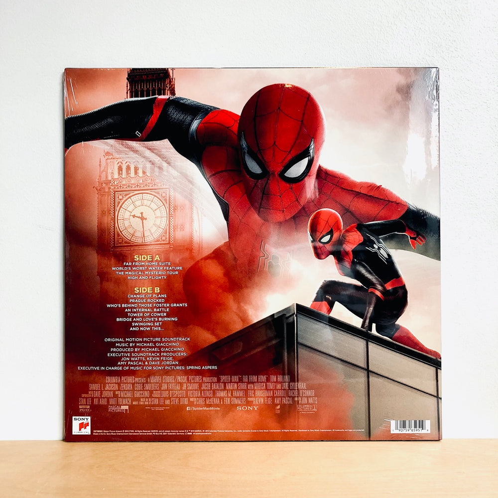 Michael Giacchino - Spider-Man: Far From Home (Original Motion Picture Soundtrack). LP