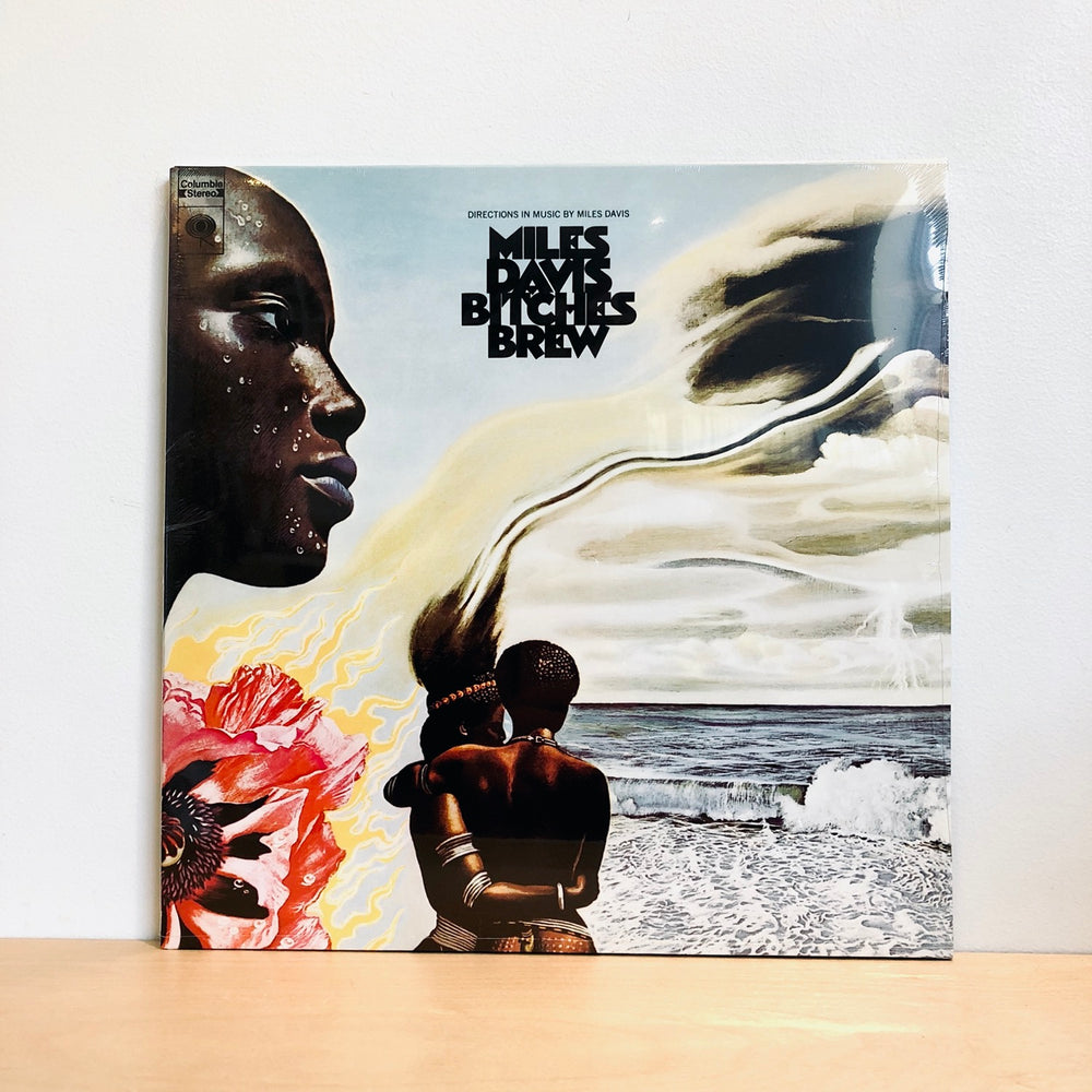Miles Davis - Bitches Brew. LP