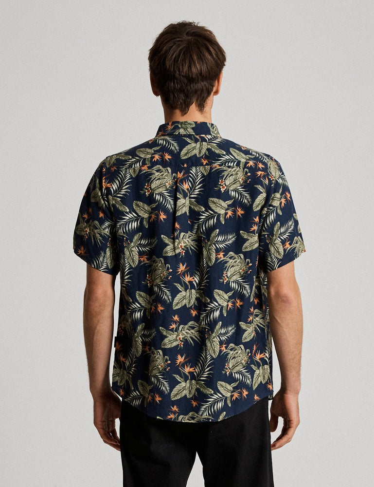 Mr Simple - BBQ Short Sleeve Shirt in Paradise