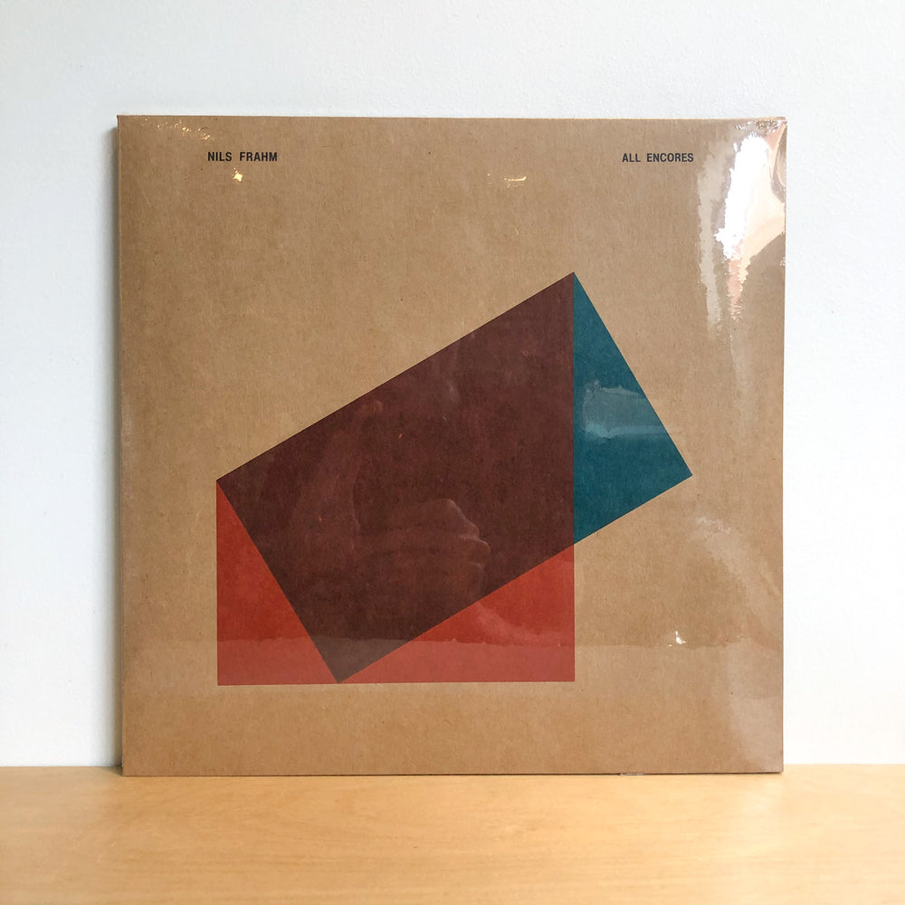 Nils Frahm - All Encores. 3LP