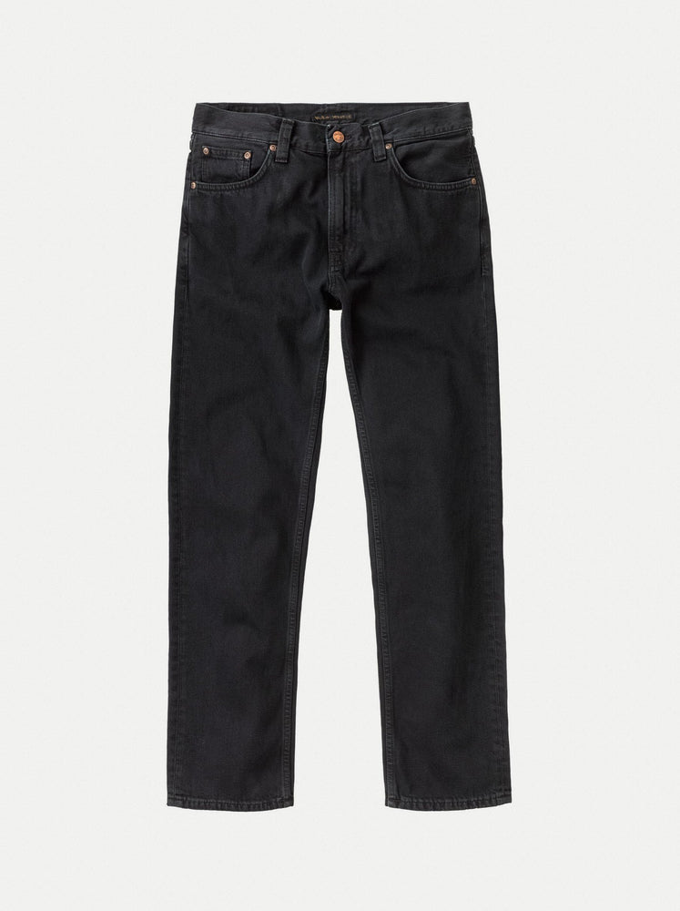 Nudie - Gritty Jackson Jeans in Black Forest