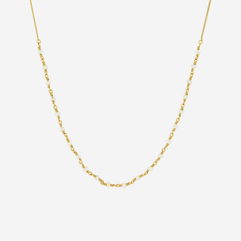 Petite Grand - Lydia Necklace in Gold