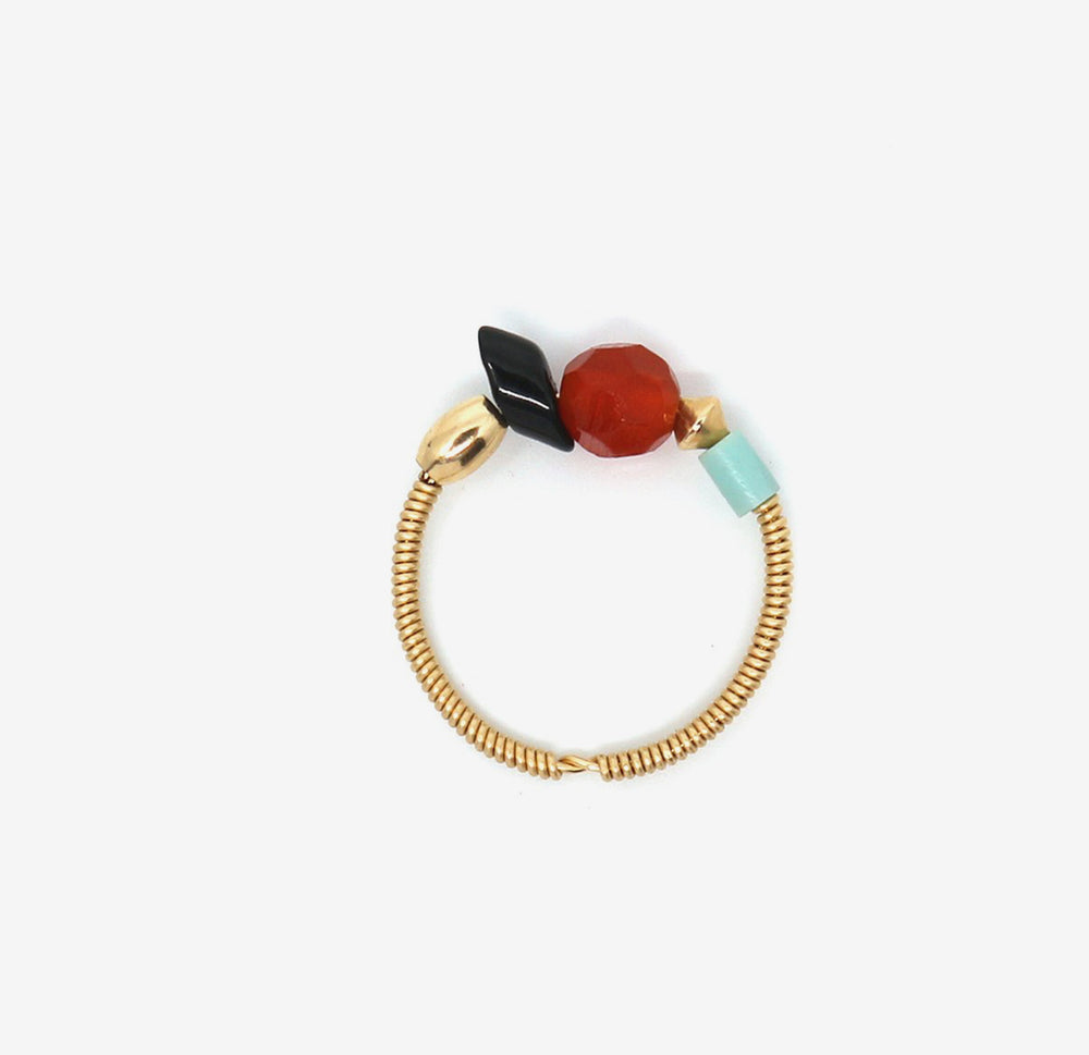 Petite Grand - Harlequin Ring Gold