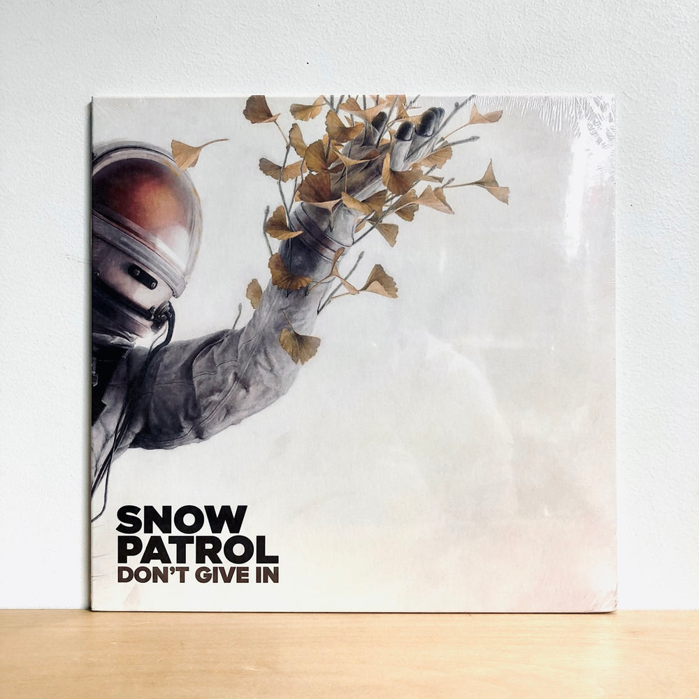 RSD2018 - Snow Patrol - Don't Give In / Life On Earth. [10‰Û] (Made of 100% recycled material, ‰Û÷RSD First‰Ûª release.