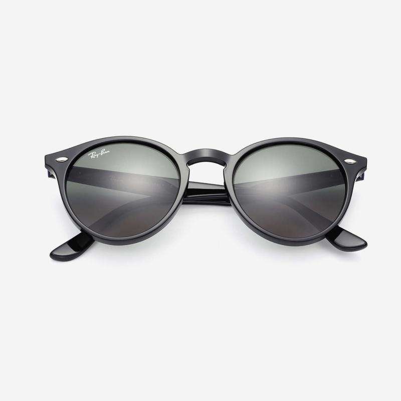 Ray-Ban - RB180 New Round in Black