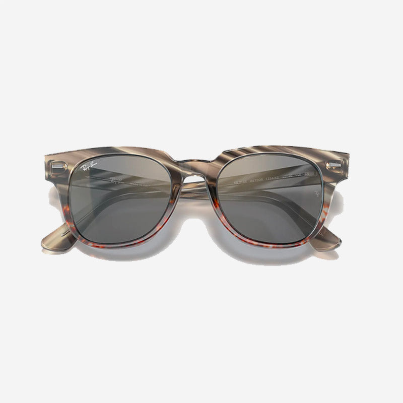 Ray Ban - Meteor Sunglasses, Havana/Clear Gradient Grey