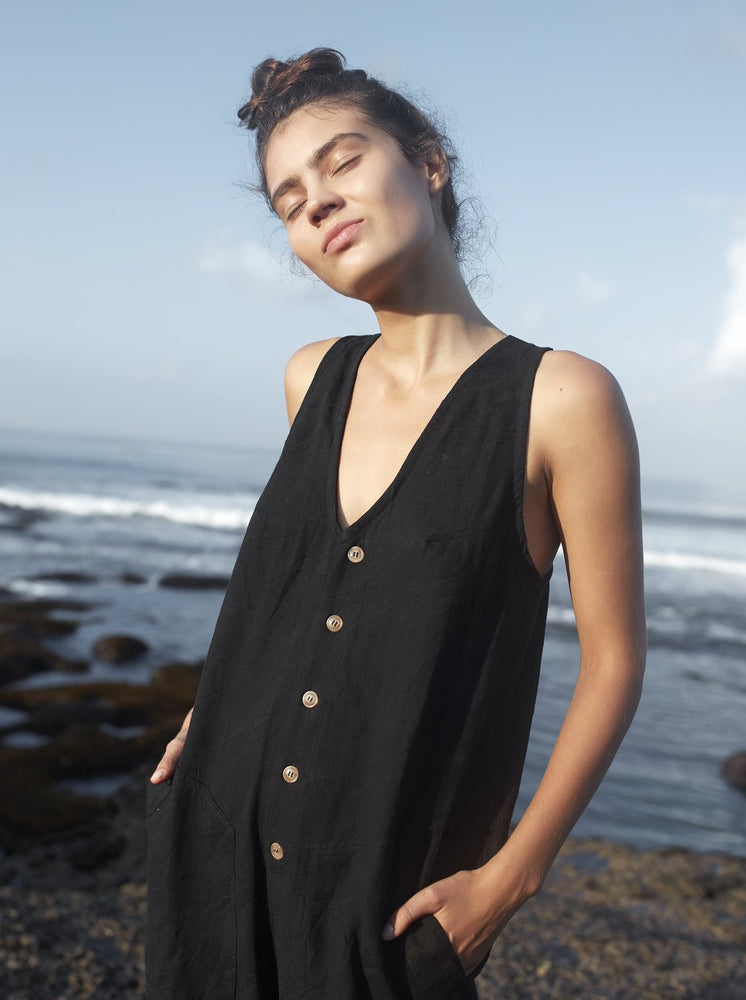 Rue Stiic - Hammond Jumpsuit in Black