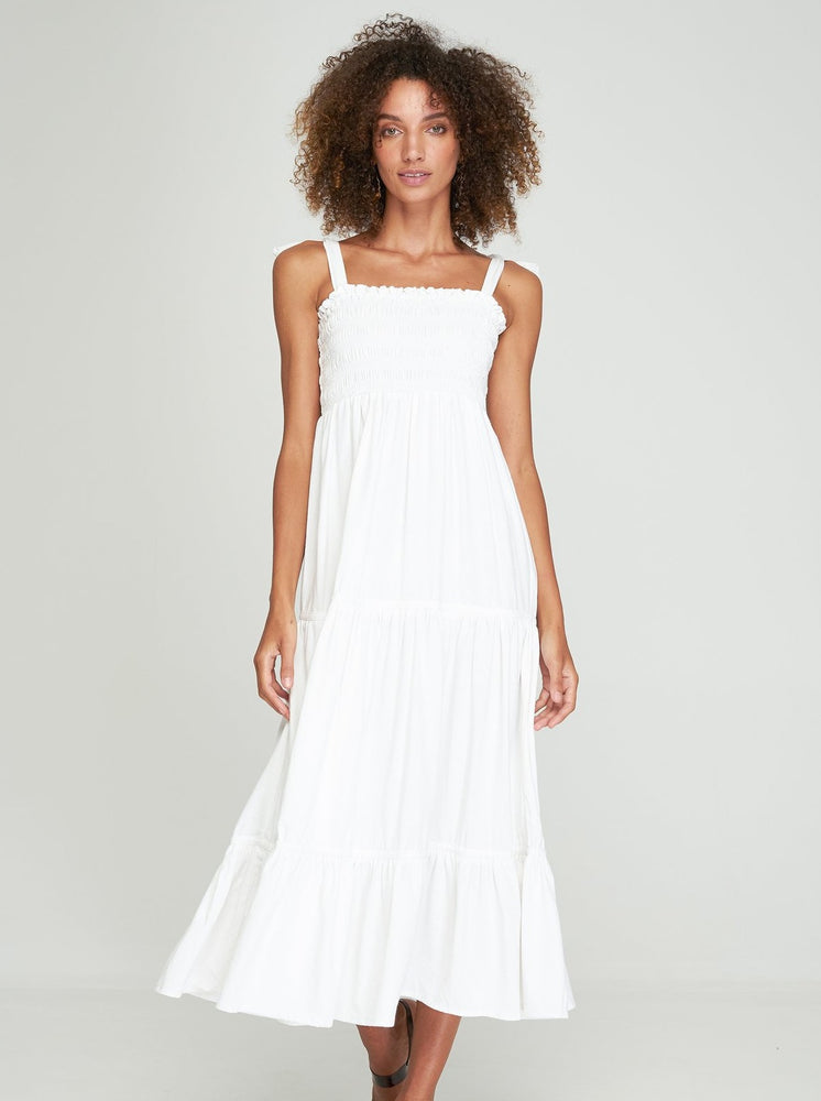 Rue Stiic - Norah Maxi Dress in White