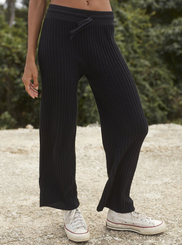 Rue Stiic - Shae Knit Pant in Black