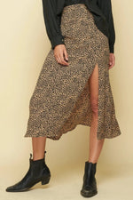 Rue Stiic - Nina Midi Skirt in Troubador