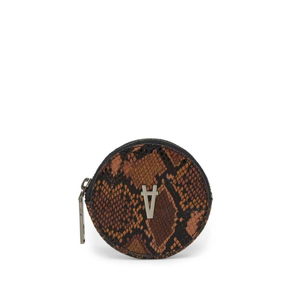 Sans Beast - Full Circle Pouch in Chocolate Snake