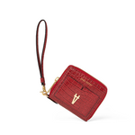 Sans Beast - Ox Petite Insider Wallet in Revolution Red