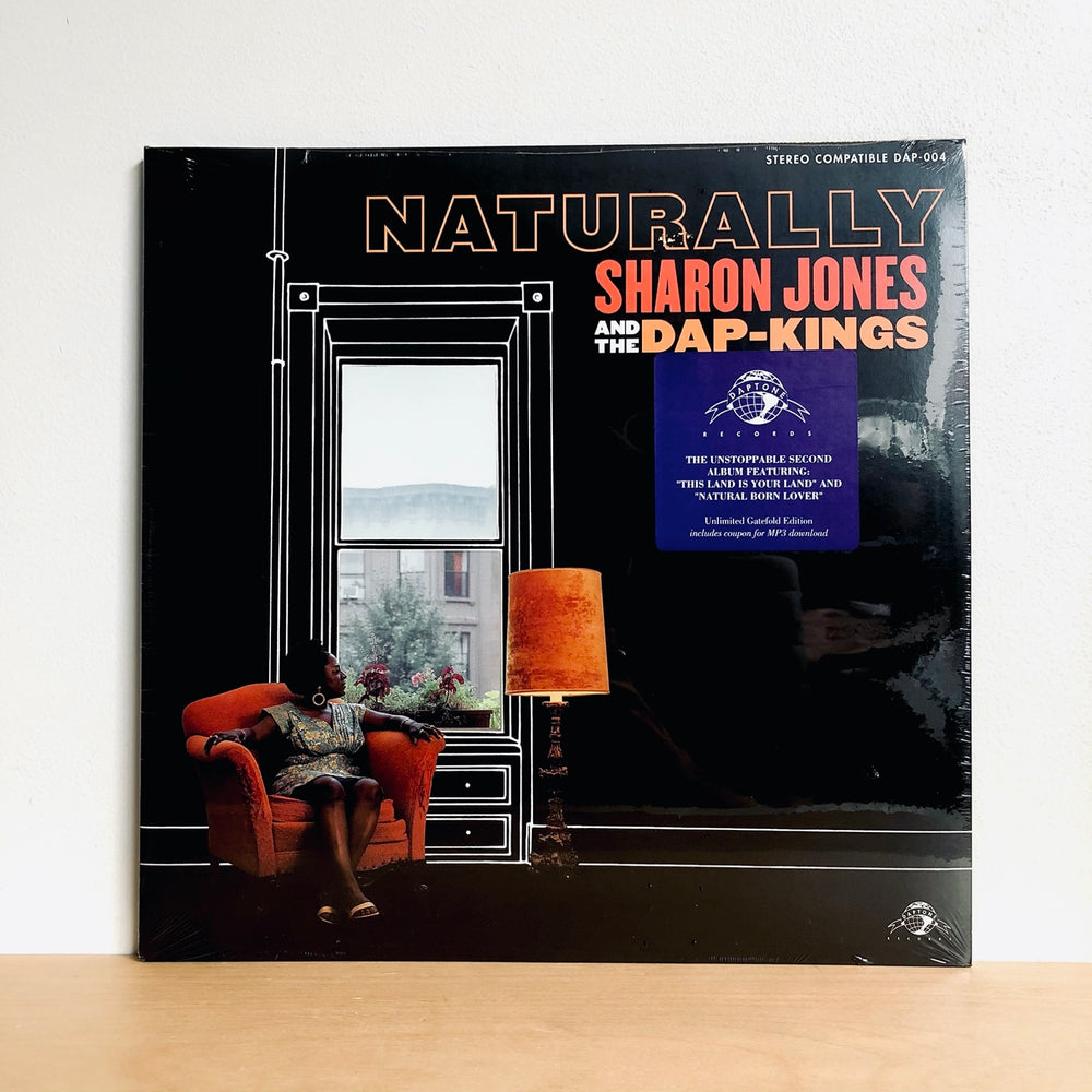 Sharon Jones And The Dap-Kings - Naturally. LP
