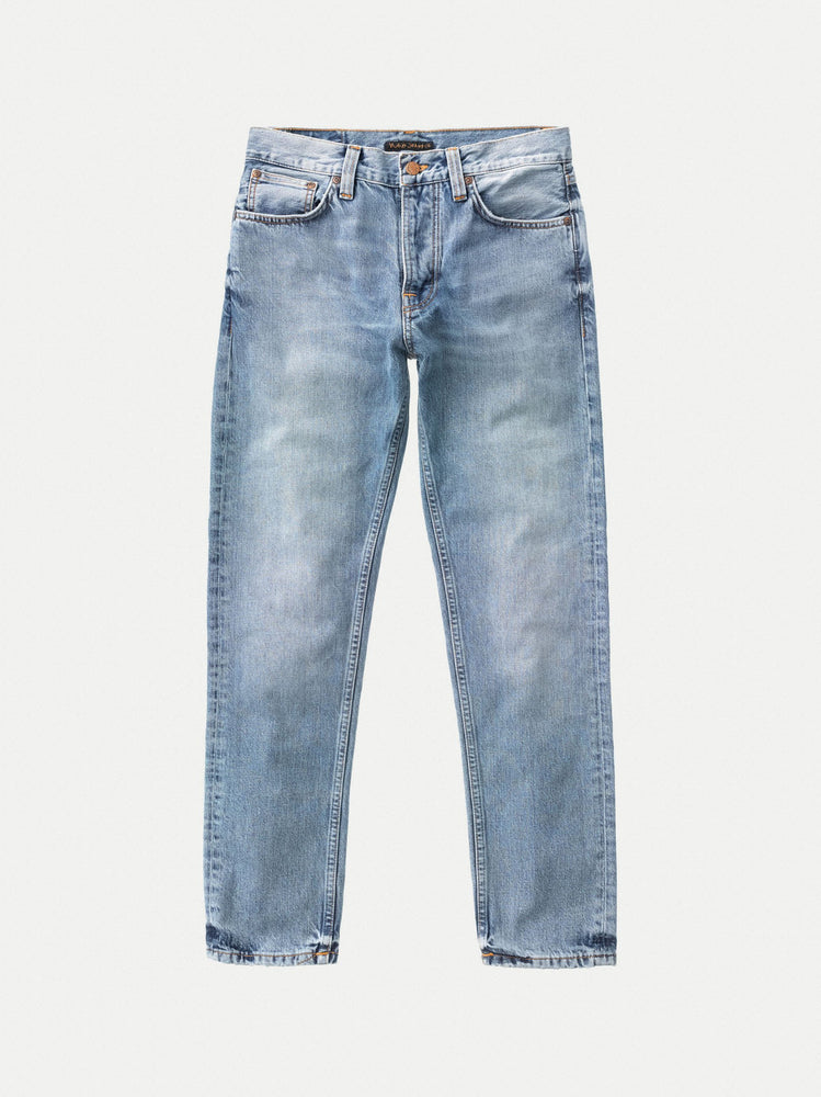 Nudie - Steady Eddie II Jeans in Sunday Blues