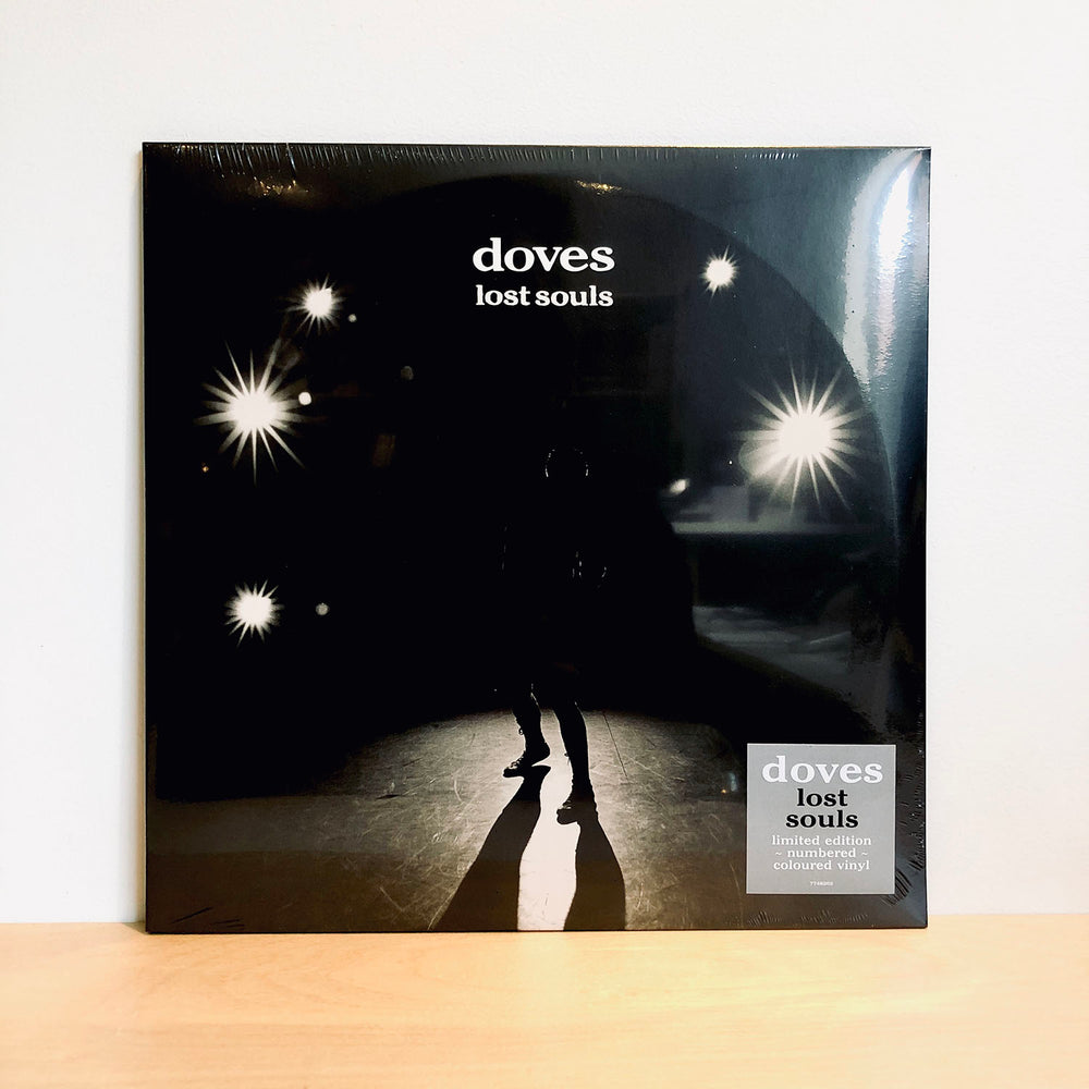 The Doves - Lost Souls. 2LP [Ltd Ed. Green Vinyl Re-issue]