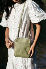 The Horse - The Patty Bag - Avocado Leather