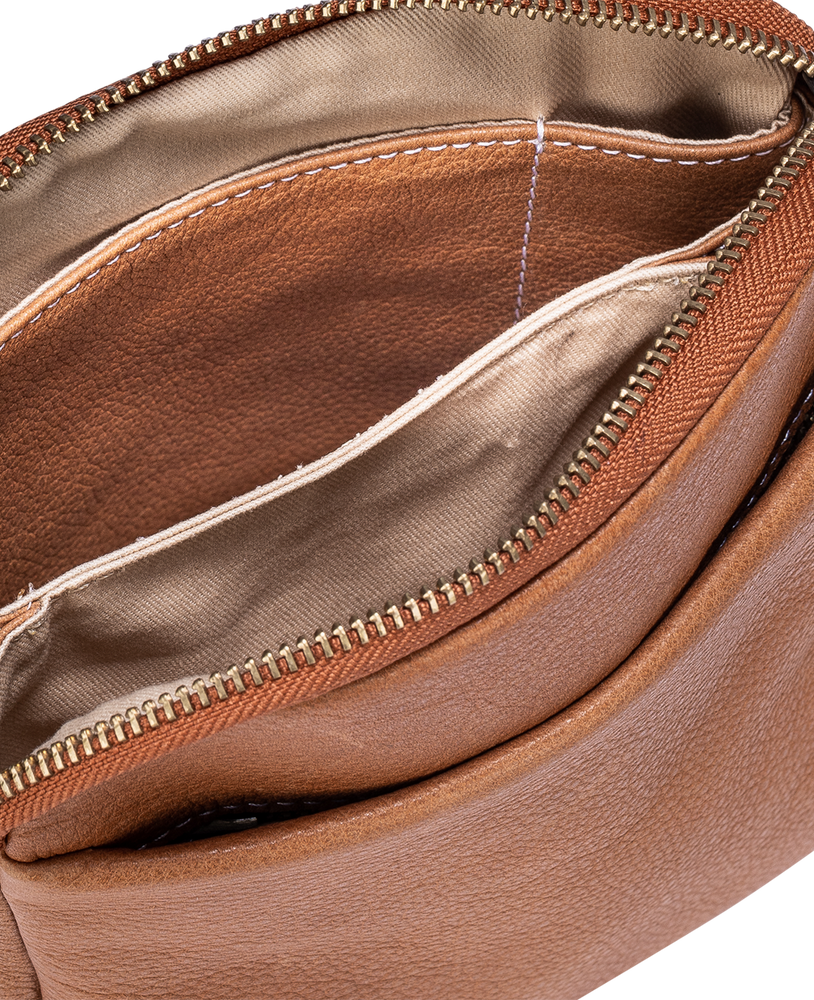 The Horse - The Patty Bag - Tan Leather