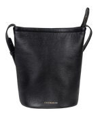The Horse - The Rosa Bag - Black Leather