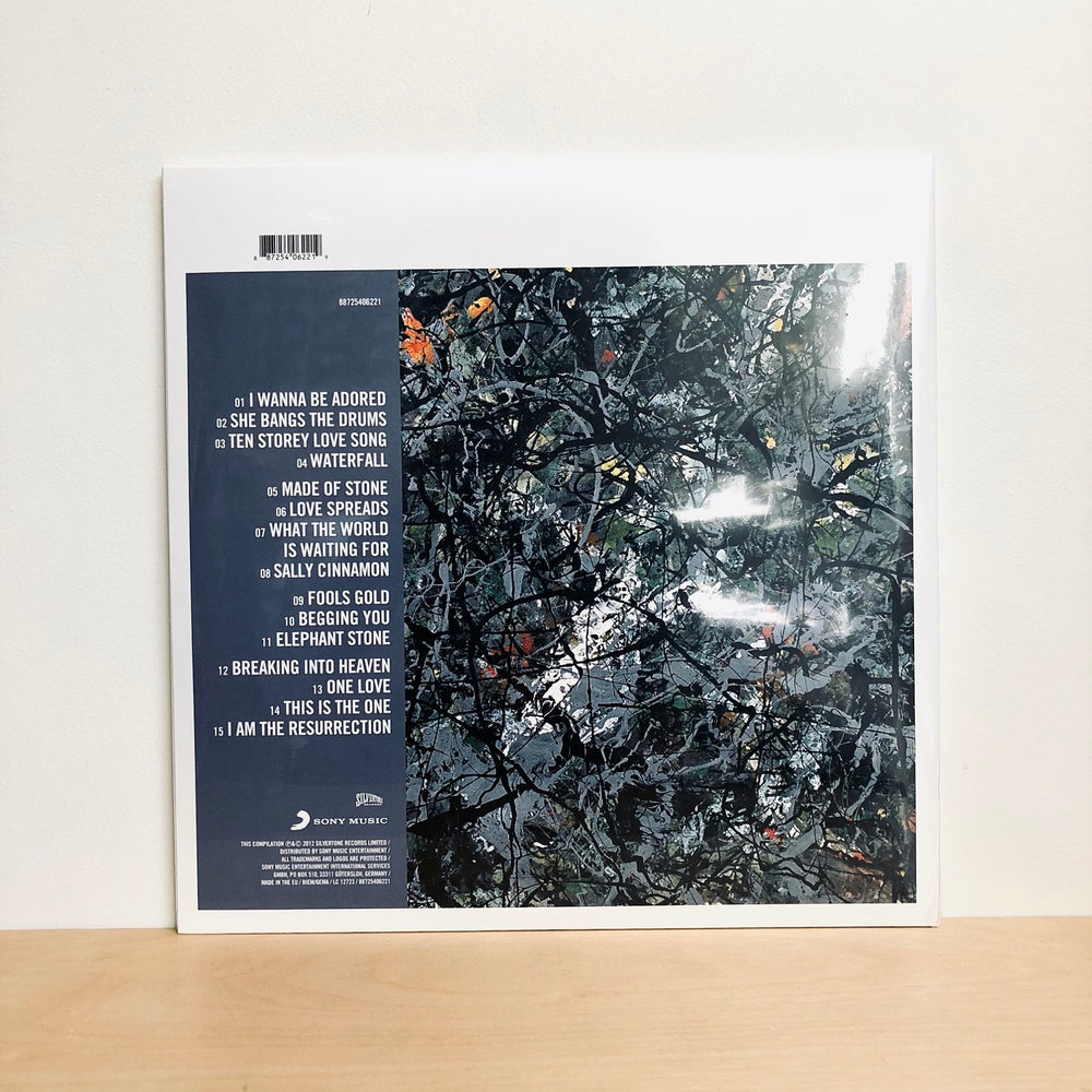 The Stone Roses - The Very Best Of. 2LP