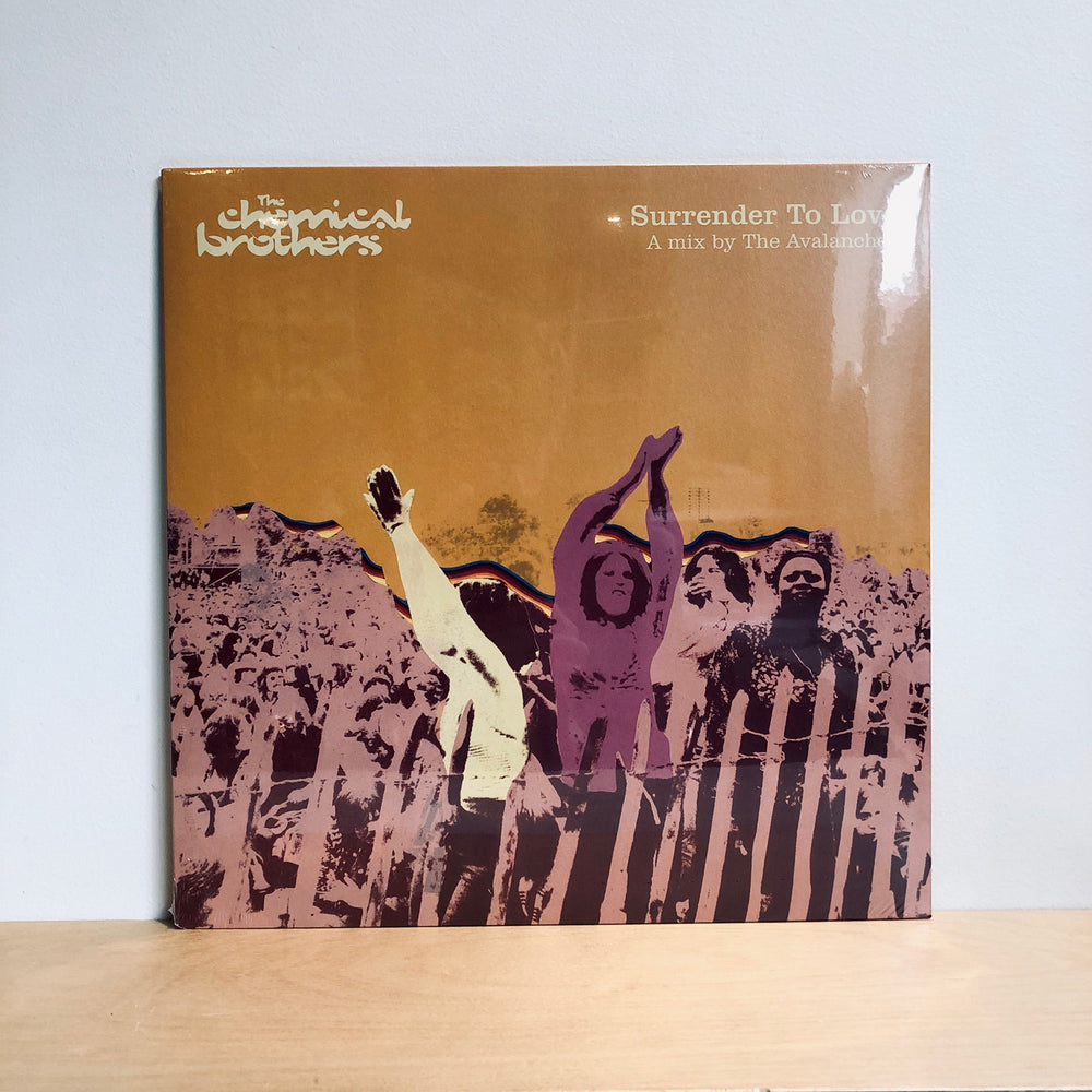 "RSD DROPS 1 - Chemical Brothers - Surrender To Love. [12""] Avalanches Mix."