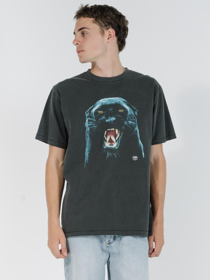 Thrills - Prowler Merch Fit Tee in Merch Black