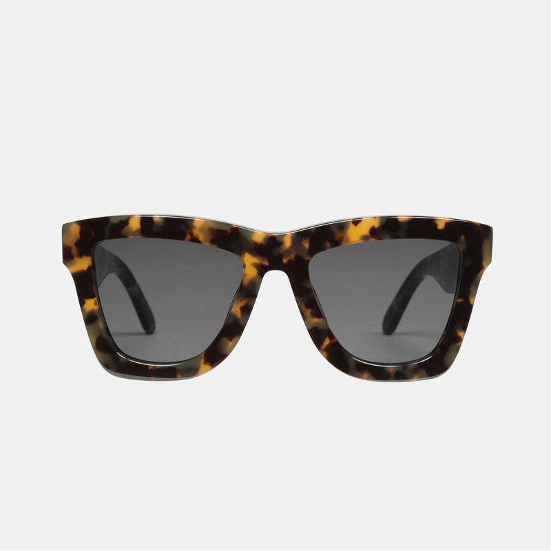 Valley- DB II Sunglasses Indio Tort/ Black Lens
