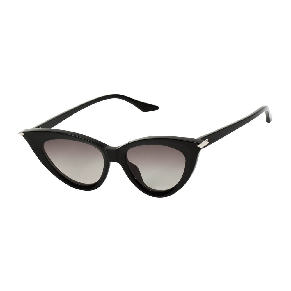 Valley - Dagger Sunglasses in Gloss Black