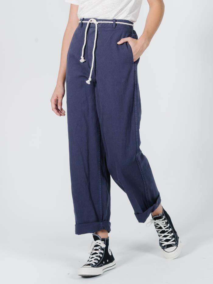 Thrills - Foundry Slouch Pant in Flight Blue